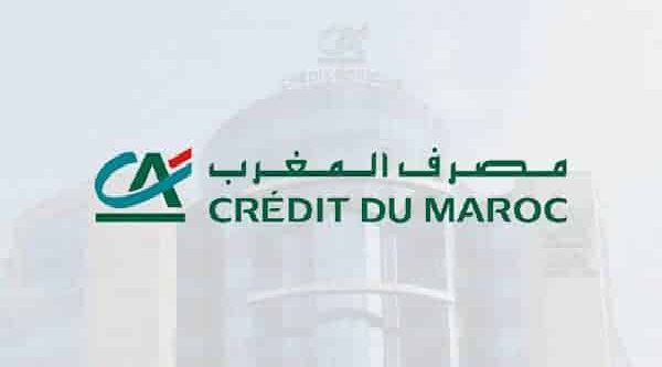 Crédit du maroc emploi recrutement ennnajah.ma