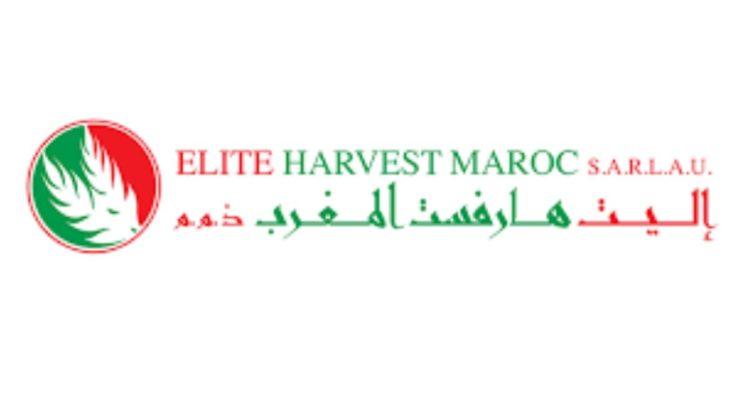Elite Harvest Maroc emploi recrutement