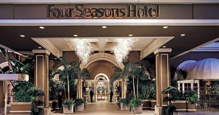 Four Seasons Hôtel Casablanca recrutement emploi