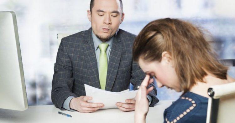 Les comportements qui agacent les recruteurs: