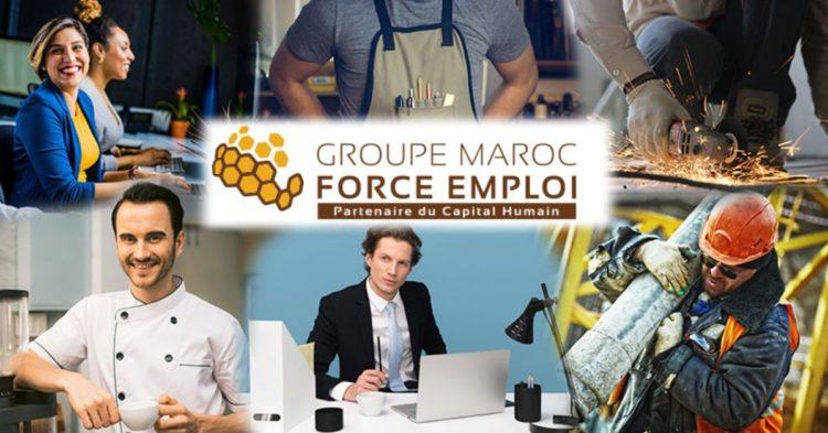 Maroc foce emploi recrutement
