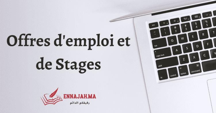 Offres d'emploi et de Stages