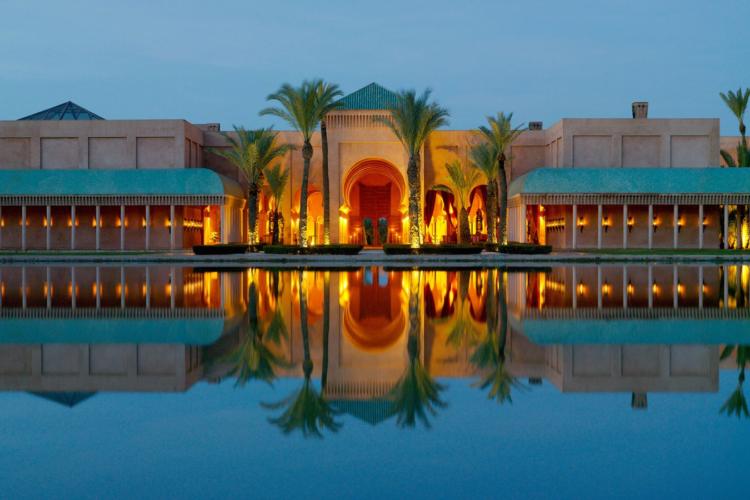 Amanjena Marrakech emploi recrutement