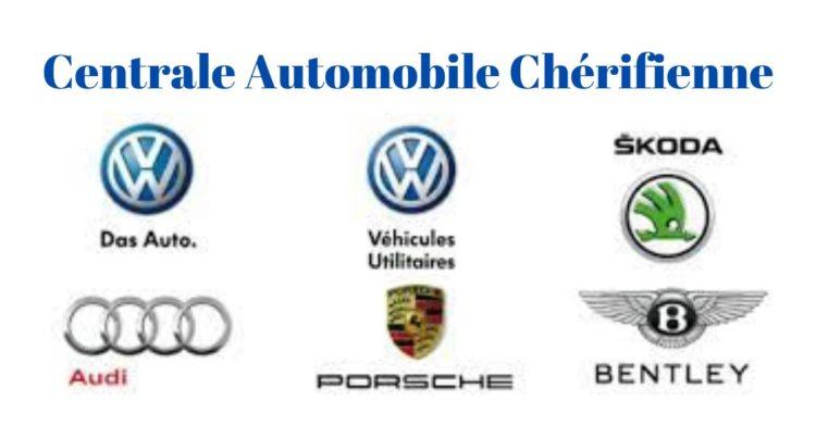 centrale automobile chérifienne recrutement emploi