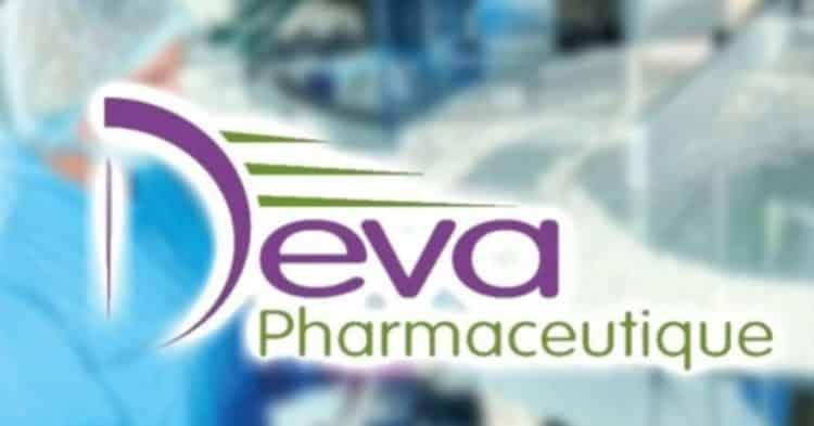 Deva Pharmaceutique recrutement emploi