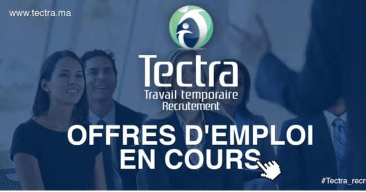 Tectra recutement emploi - Ennajah.ma