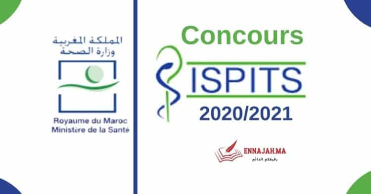 _Concours ISPITS 2020_2021