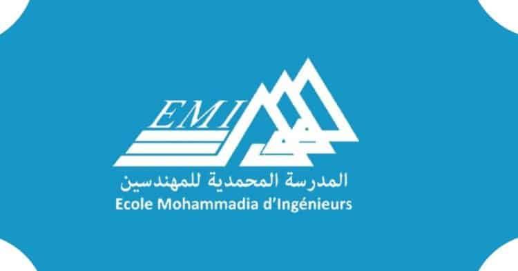 Concours Ecole Mohammadia d'Ingénieurs )