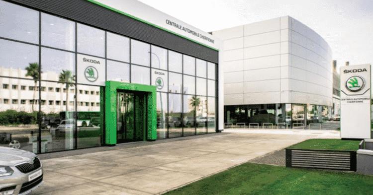 Centrale Automobile Chérifienne recrutement emploi - Ennajah.ma