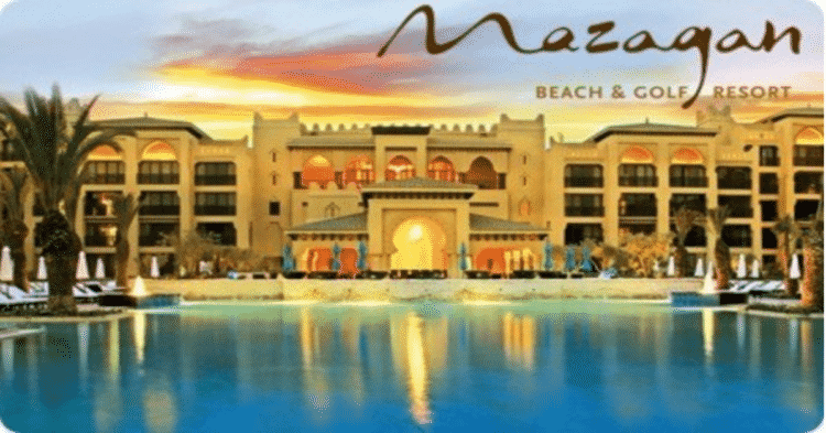 Mazagan Beach & Golf Resort recrutement emploi